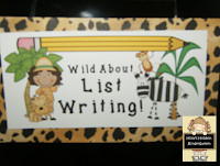 http://hollyshobbiekindergarten.blogspot.com/2013/07/writing-center-organization-list-writing.html