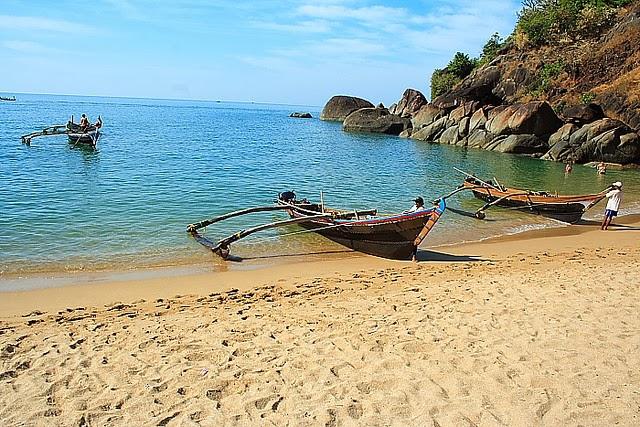 Best Fishing From Candolim Beach