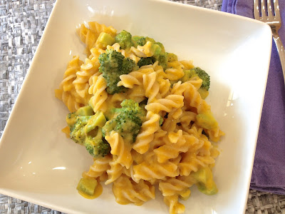 Vegan Twist on Mac 'n' Cheese