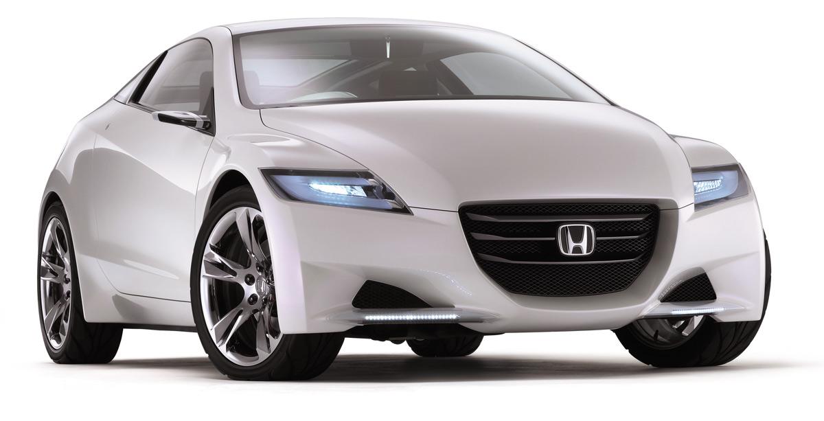 Honda Hybrid Sports Car