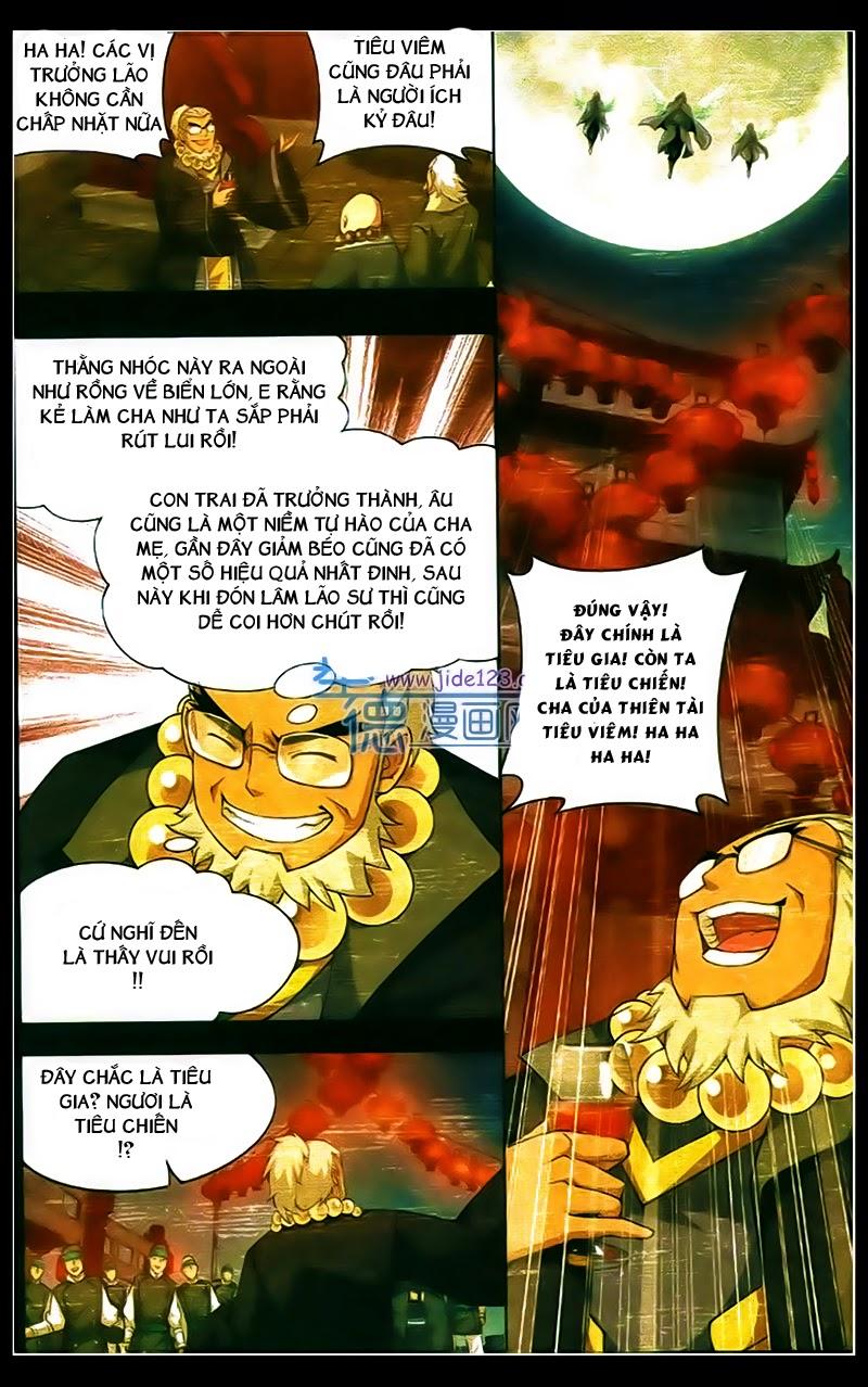 Đấu Phá Thương Khung chap 84 page 21 - IZTruyenTranh.com
