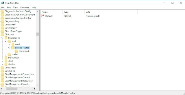 Menambahkan Shortcut Aplikasi pada Klik Kanan Desktop Windows (4)