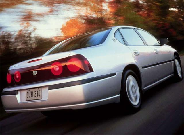 シボレー・インパラ | Chevrolet Impala 2000-05