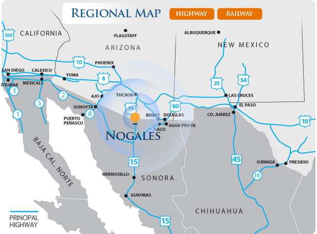 Murder Rate up in Nogales for 2014 ~ Borderland Beat
