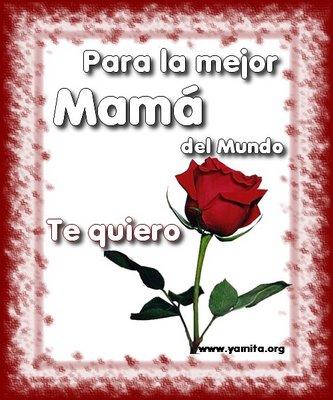 Tarjetas del Día de la Madre Gratis Postales de Feliz