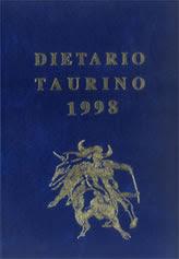 DIETARIO 1998