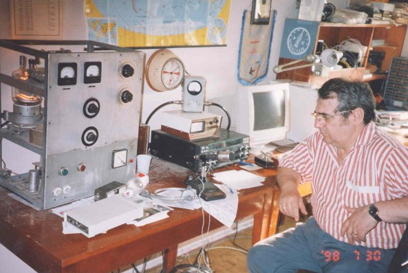 YO4KRB / YO4KCA - Radioclubul Radu Bratu Constanta