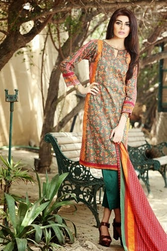 Khaadi Midsummer Autumn Collection