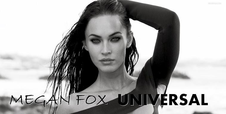 Megan Fox Universal - Tu mejor fuente sobre la actriz Megan Fox en Español!