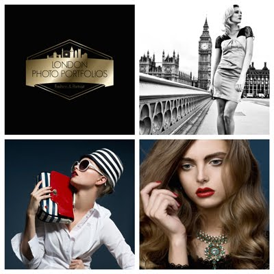 London Photo Portfolios - Fashion, model portfolio and celebrity portrait photographer London