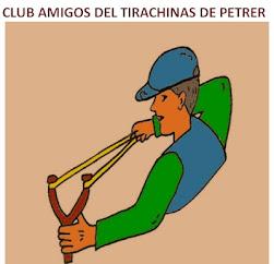 ESCUDOS Y ANAGRAMAS DE LOS CLUB Y PEÑAS DEL TIRACHINAS