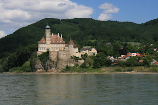 one of many Abbeys (monasteries) along the Danube River in Austria