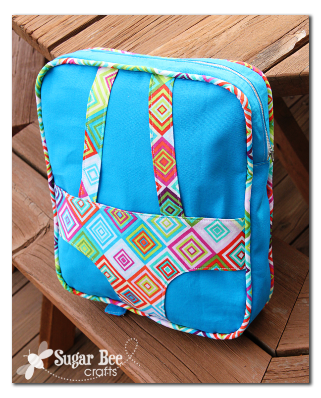 Backpack and Doll Carrier - gift idea!! - Sugar Bee Crafts