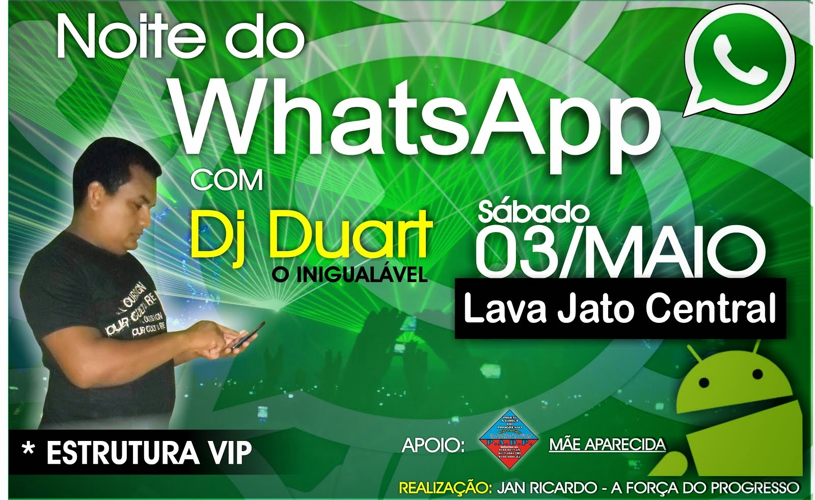 '03/05 - Noite do WhatsApp'