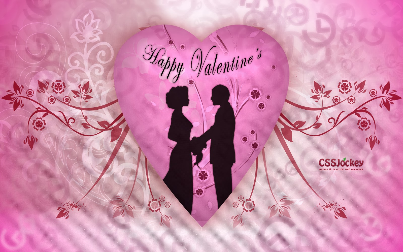 Happy Valentines Day Hearts Wallpapers Full HD For Desktop 2013