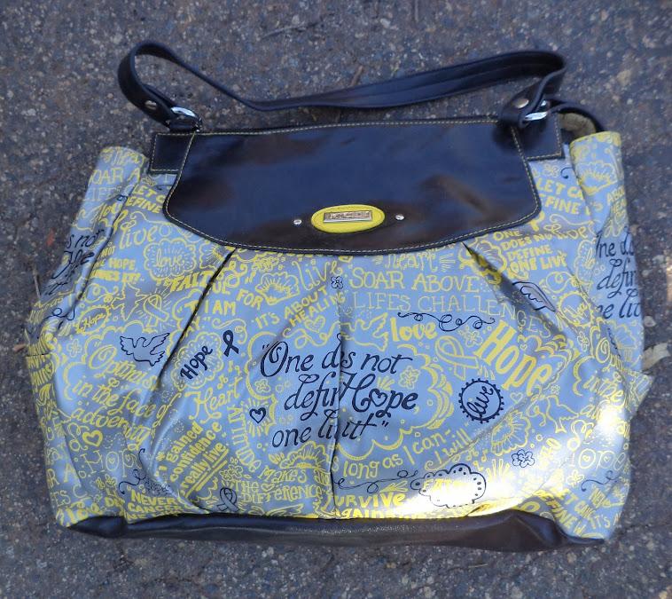 Miche designer handbag, limited item, value $90
