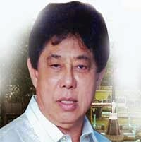 Lagonoy Mayor Delfin Pilapil Jr.