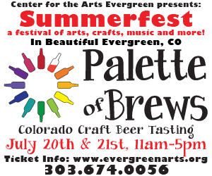 Palette of Brews - Evergreen