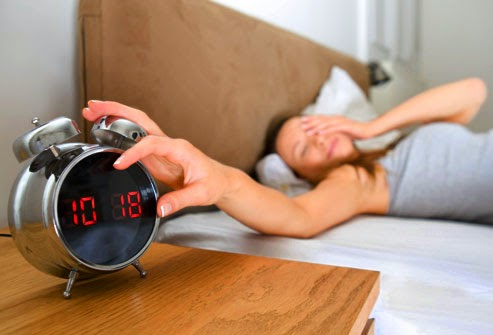 digital alarm clock - stop oversleeping