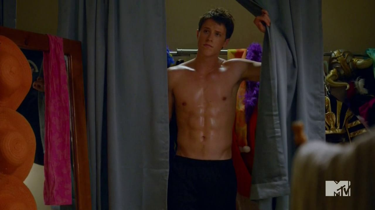 Shane harper shirtless 2013