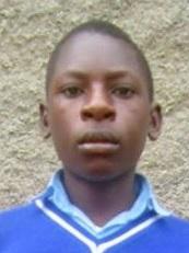 Kwizera Yves - Rwanda (RW-339), Age 14