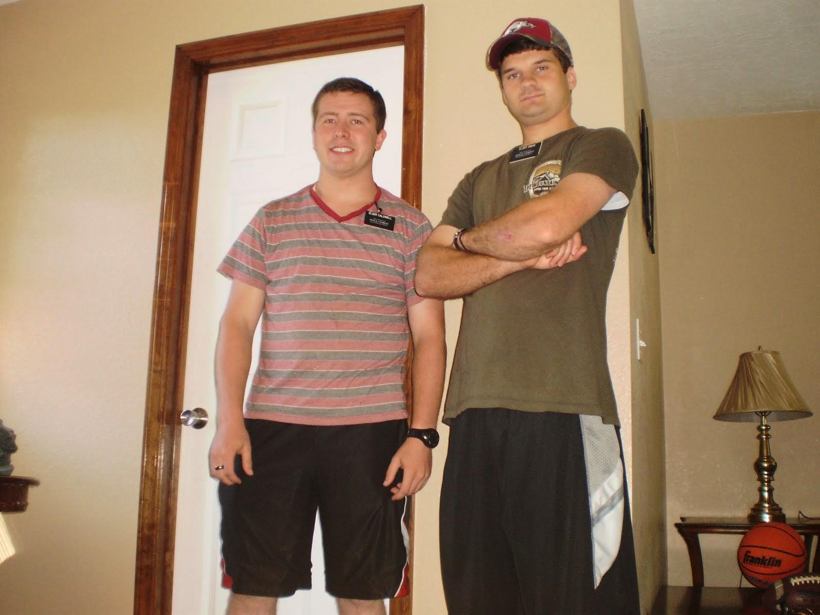 "Two ""Zacharys"" Elders Caldwell & Smuin"