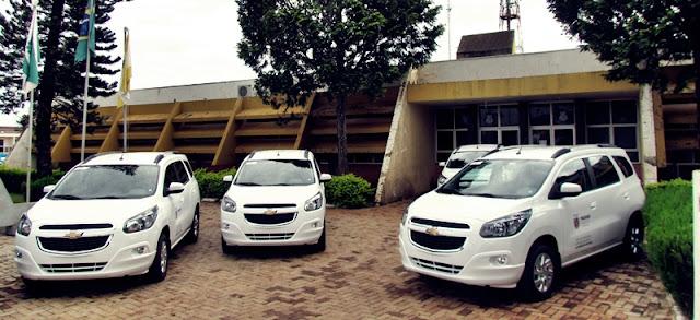 Roncador: Prefeitura adquire mais quatro veículos para atender a população