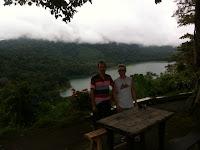 View of Lake Buyan