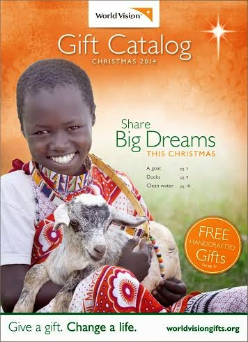 2014 World Vision Gift Catalog