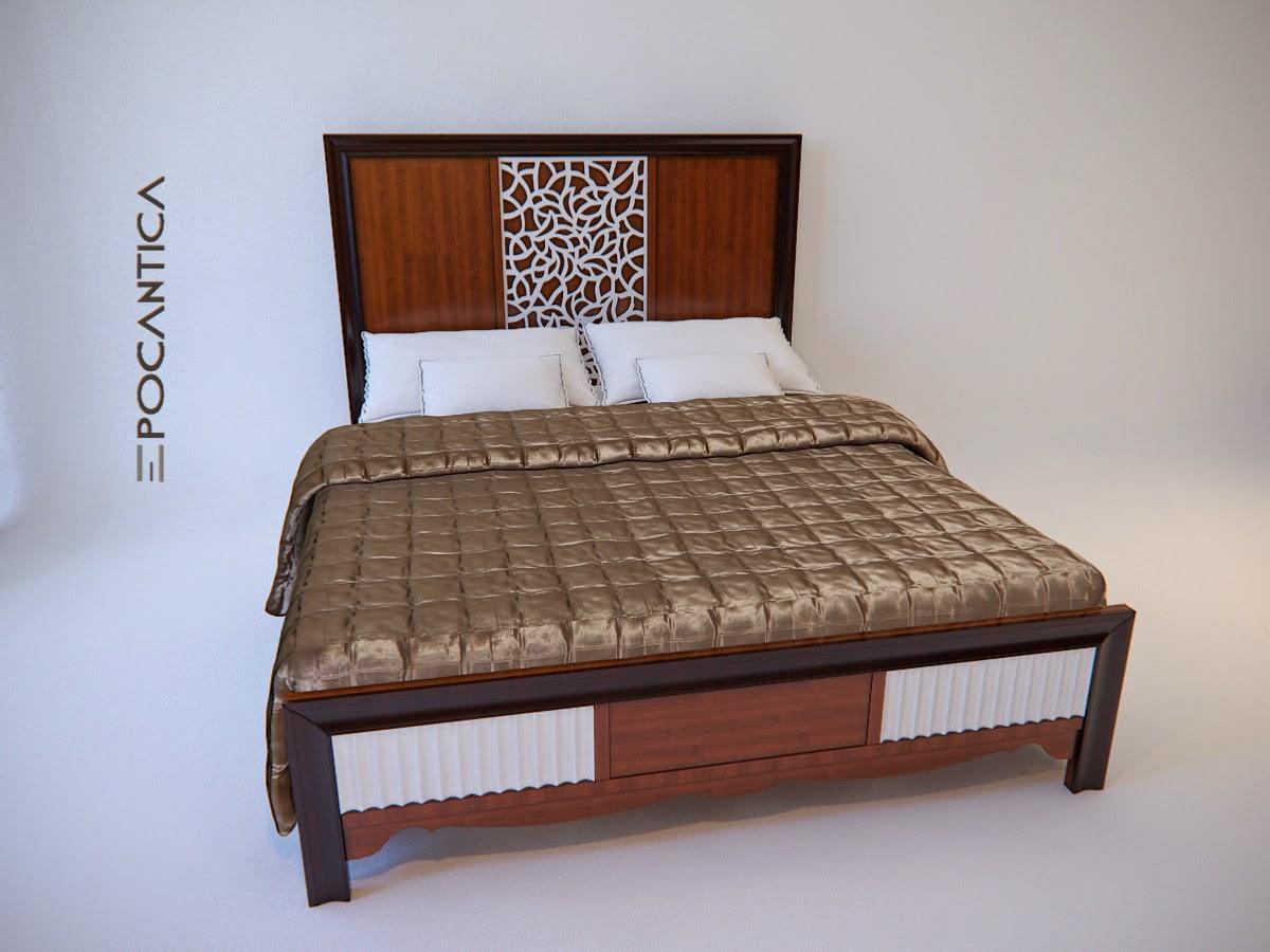 موديلات 3d لسرير النوم وأشكال مختلفة Epocantica_Nancy+Col