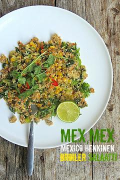 MexMex henkinen broilersalaatti