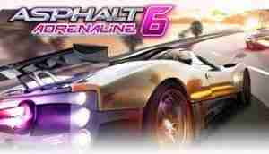 Java Game: Asphalt 6 Adrenaline