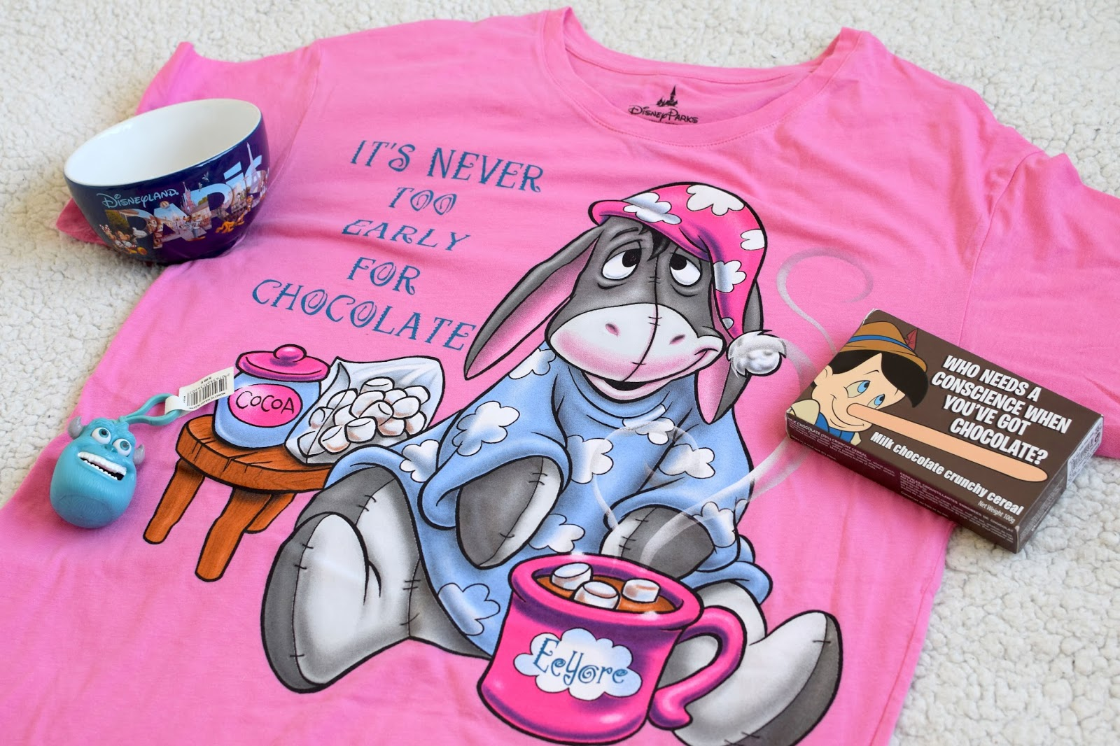 Disneyland Paris Haul April 2015