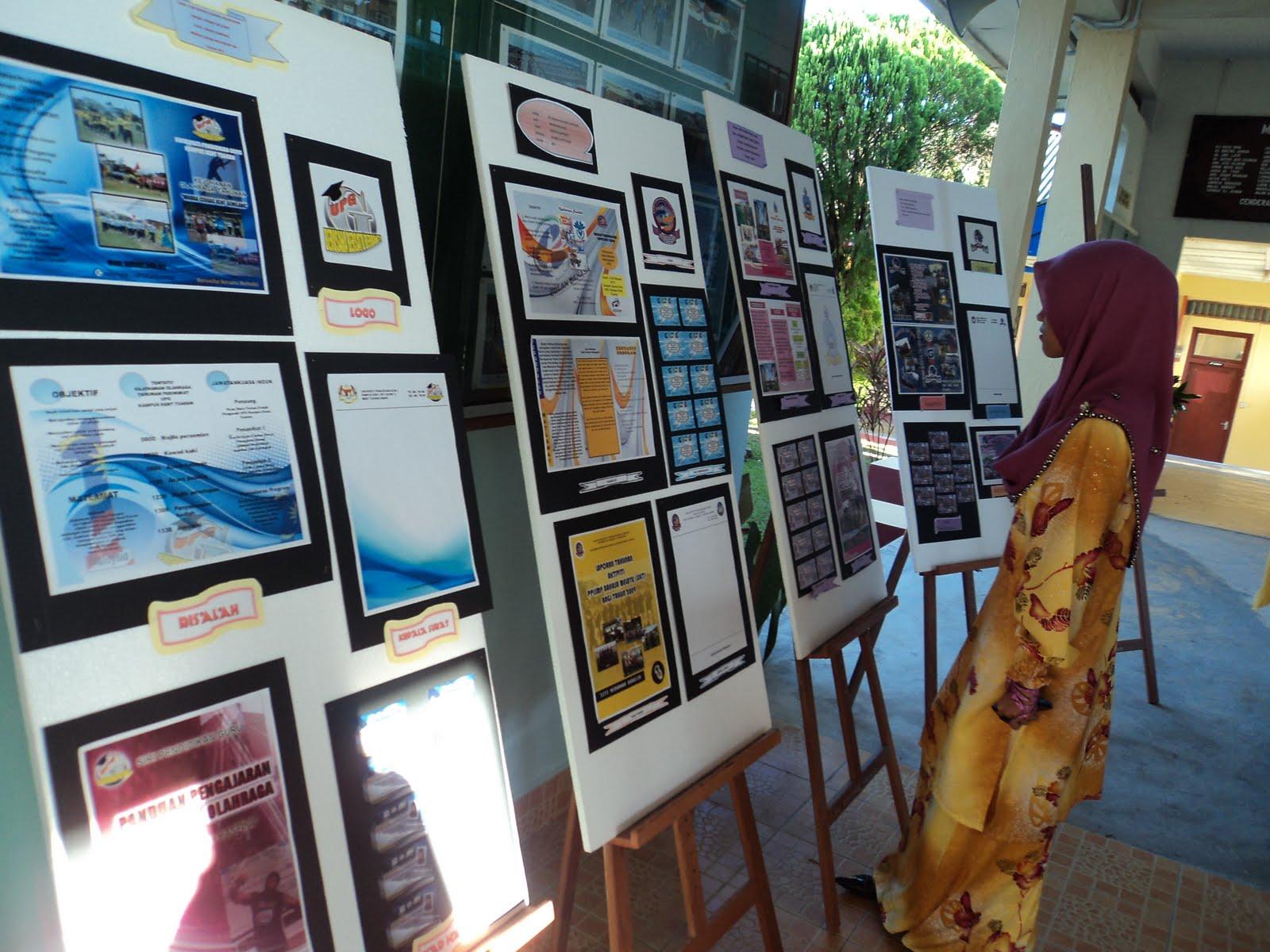 Pada 5 Mei 2011, berlangsungnya pameran Pendidikan Seni Visual yang