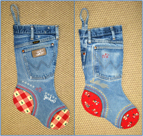 Free pattern day! Christmas stockings