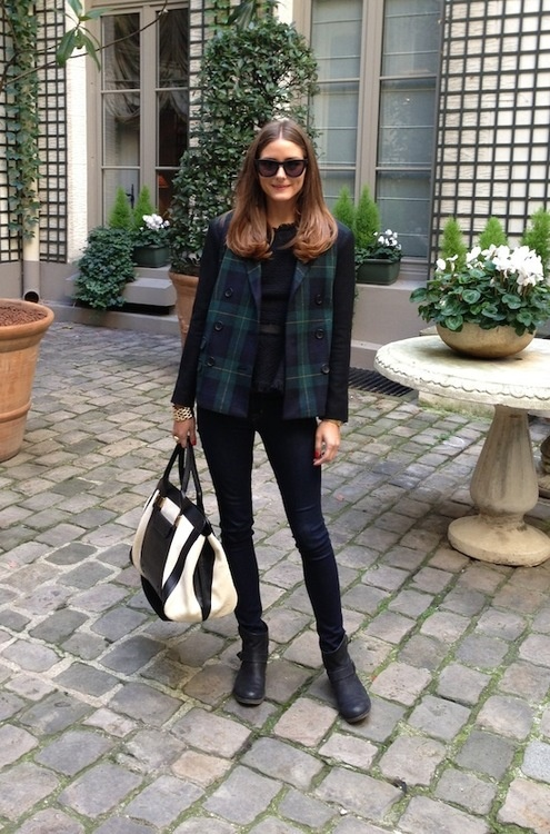 The Olivia Palermo Lookbook Looking Back On Olivia Palermo Style 2012 Casual Elegance