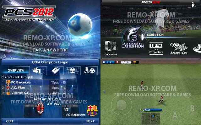 PES 2012 - Tlcharger