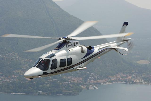 Gambar Helikopter Agusta Westland AW 109 - 02