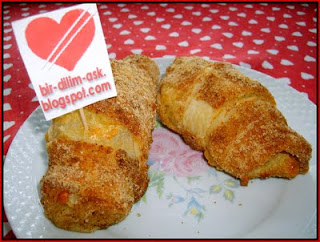 Patatesli Kremalı Çıtır Börek tarifi
