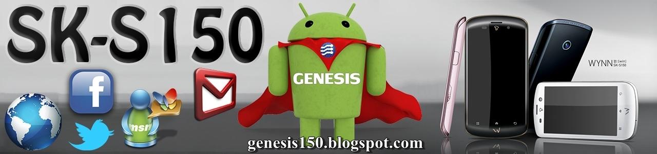 Genesis SK-S150 + GT-7204