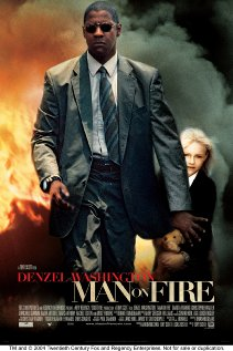 tony scott, man on fire