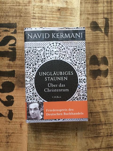 Rezension 'Ungläubiges Staunen' von Navid Kermani