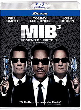 Filme Poster MIB³ – Homens de Preto 3 BDRip XviD Dual Audio & RMVB Dublado