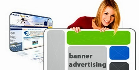 Banner advertising Girls