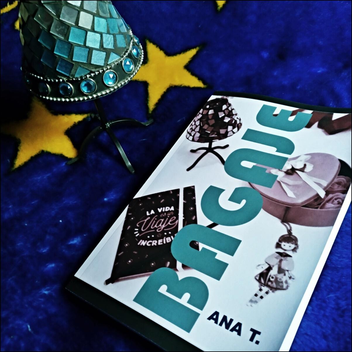 *Bagaje* By Ana T. (Introducción- Flora Rodriguez/ Presenta- Nino Ortea)