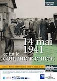 EXPOSITION - 14 mai 1941 ce fut le commencement