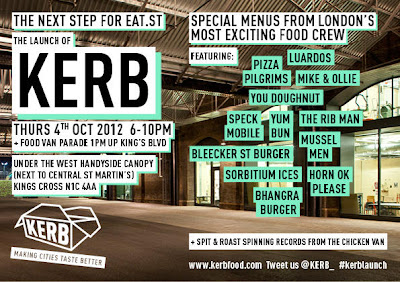 Kerb Launch party 04th October 2012