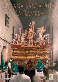 Cartel de la Semana Santa de La Rambla 2017