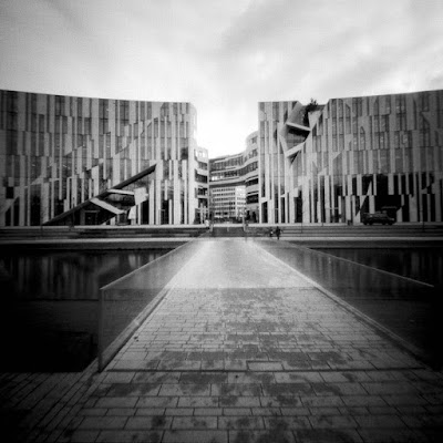 Libeskind-Bau am Kö-Bogen | Düsseldorf 2015