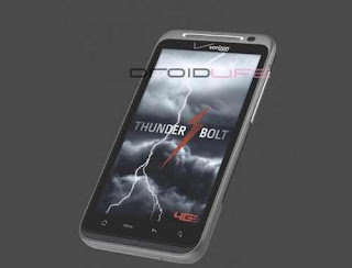 Review htc thunderbolt release date and price details